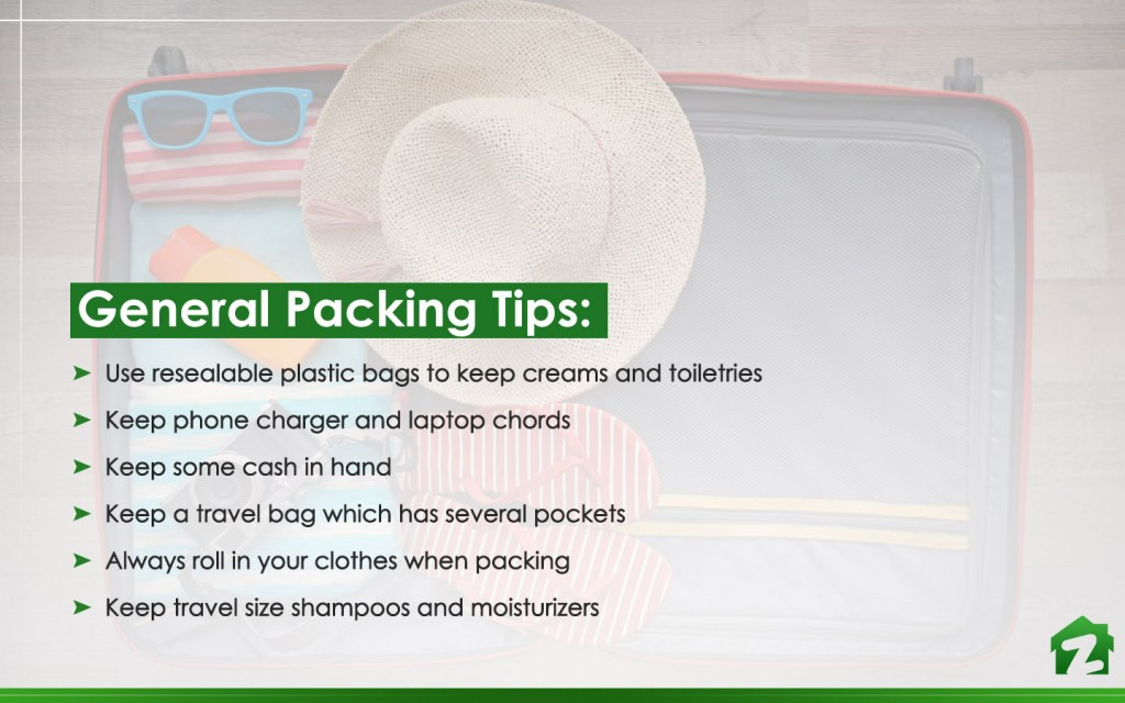 Organize your travel packing with these small tips