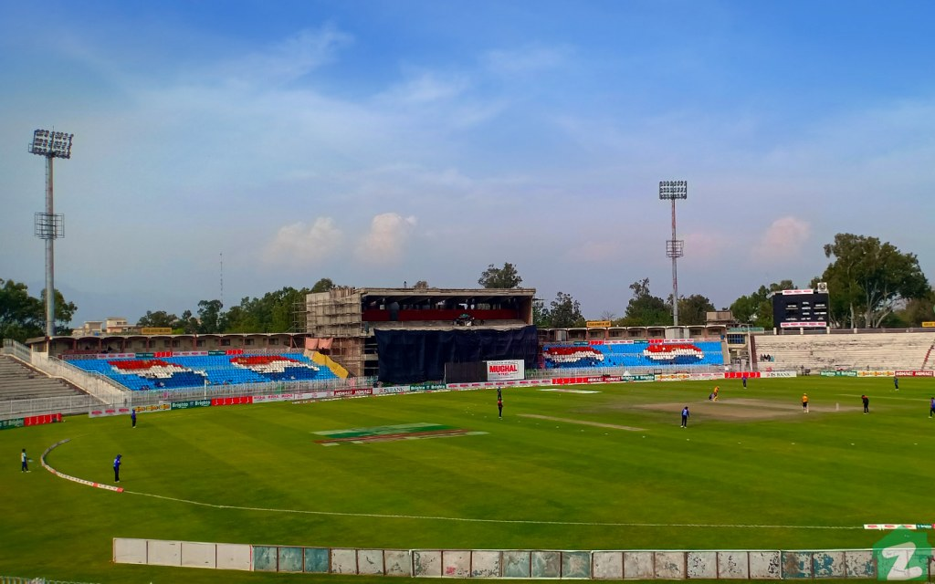 Several matches of the 1996 World Cup were played at Rawalpindi Cricket Stadium
