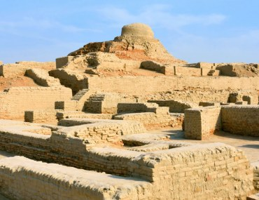 The Archeological Sites of Mohenjo Daro and Harappa