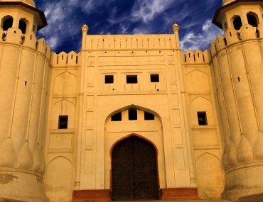Historic Lahore Fort