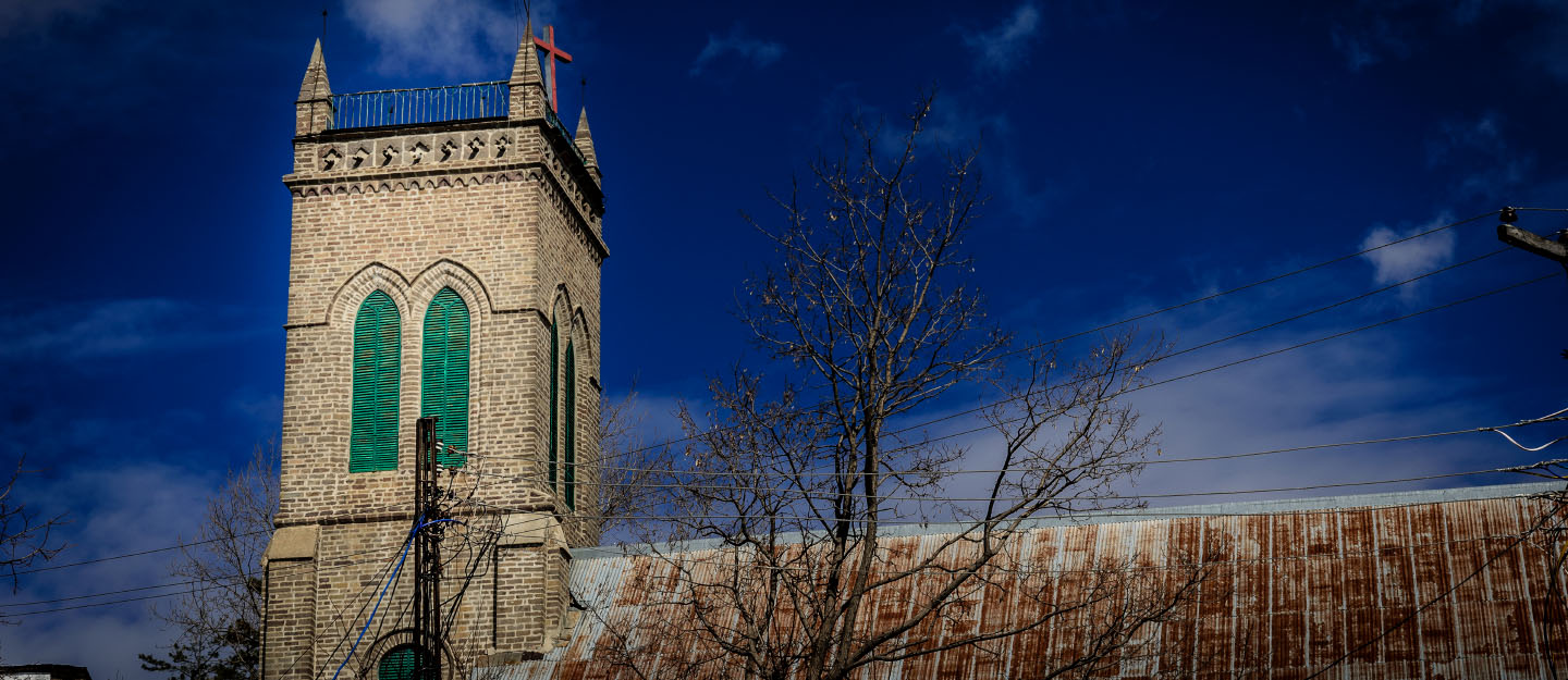 Historical churches in Pakistan