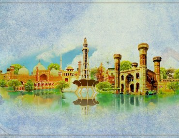 Famous Landmarks of Lahore