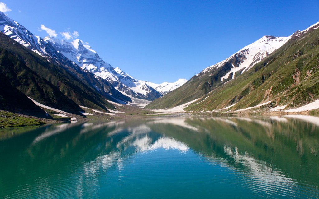 You cant miss going to Lake Saiful mulook when visiting Pakistan
