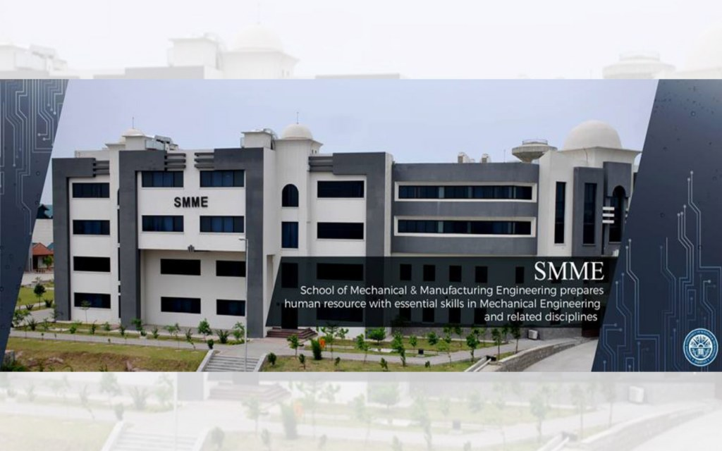 NUST SMME Building in Islamabad