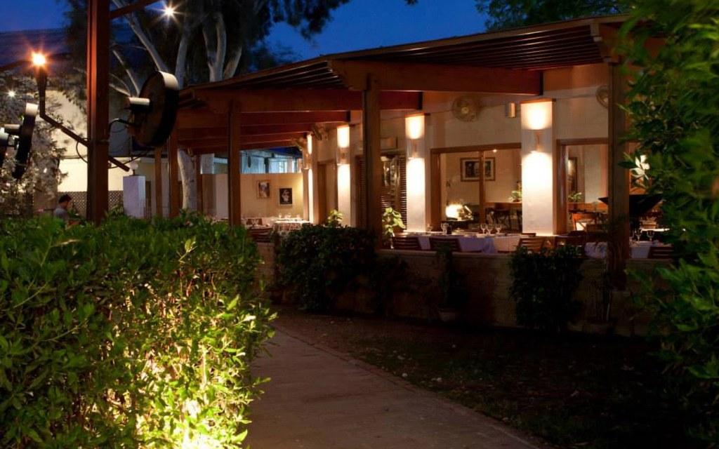 Pompei is a fine dining restaurant in Karachi