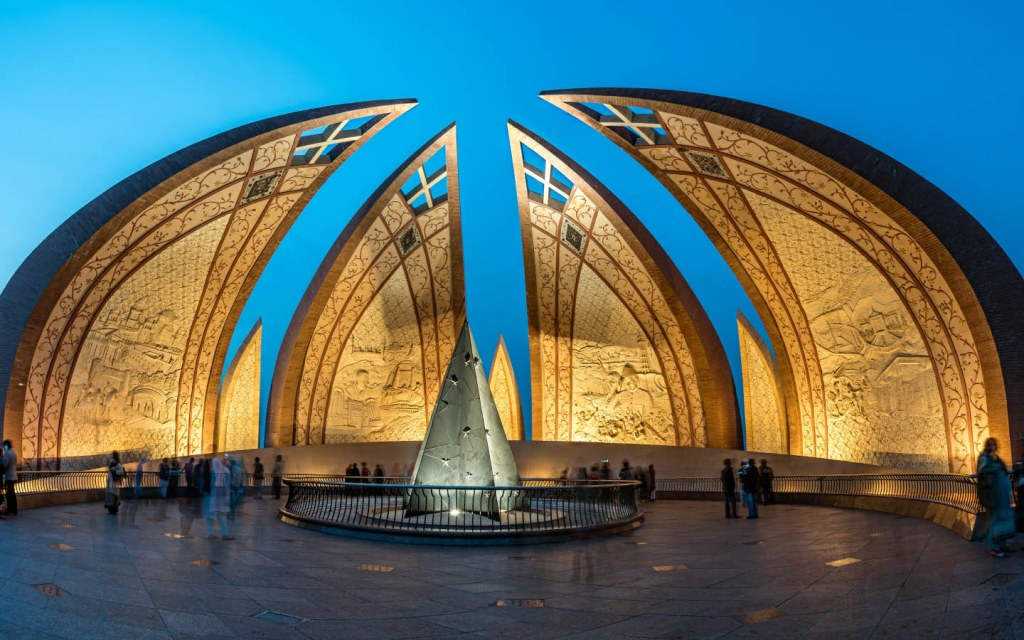 Pakistan Monument is One of the Many Historic Attractions in Islamabad
