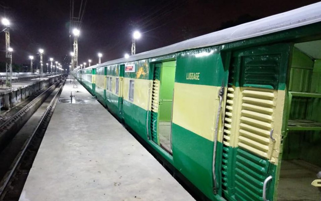 Pakistan Railways has upgraded and introduced more features in its train service