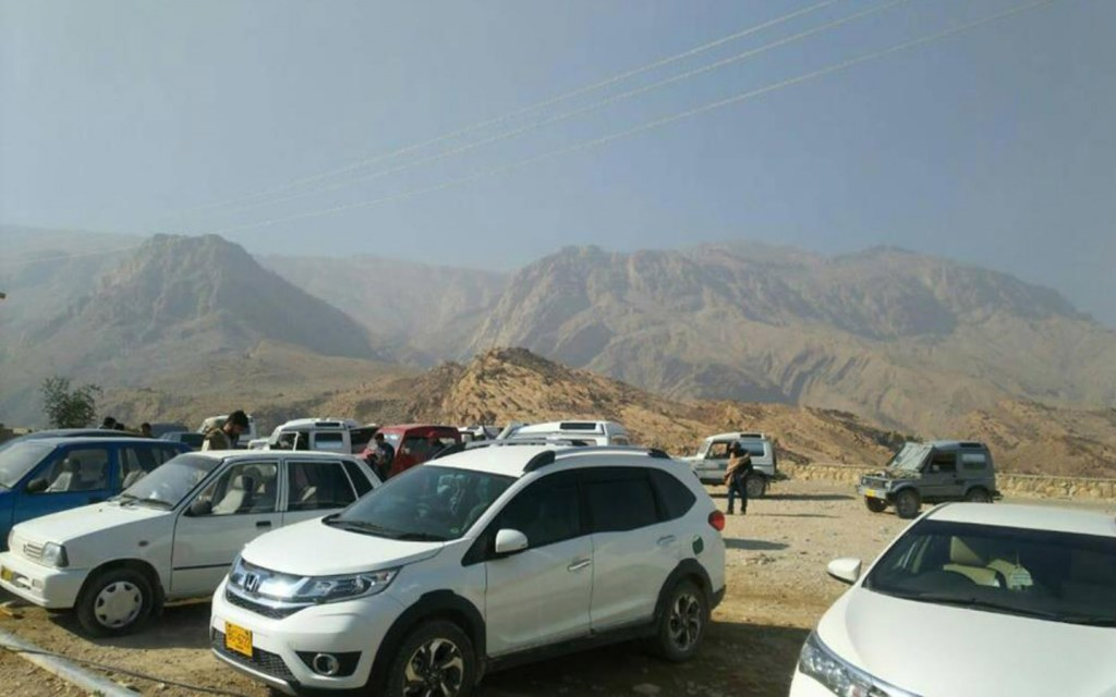 sigh-seeing at gorakh hill station