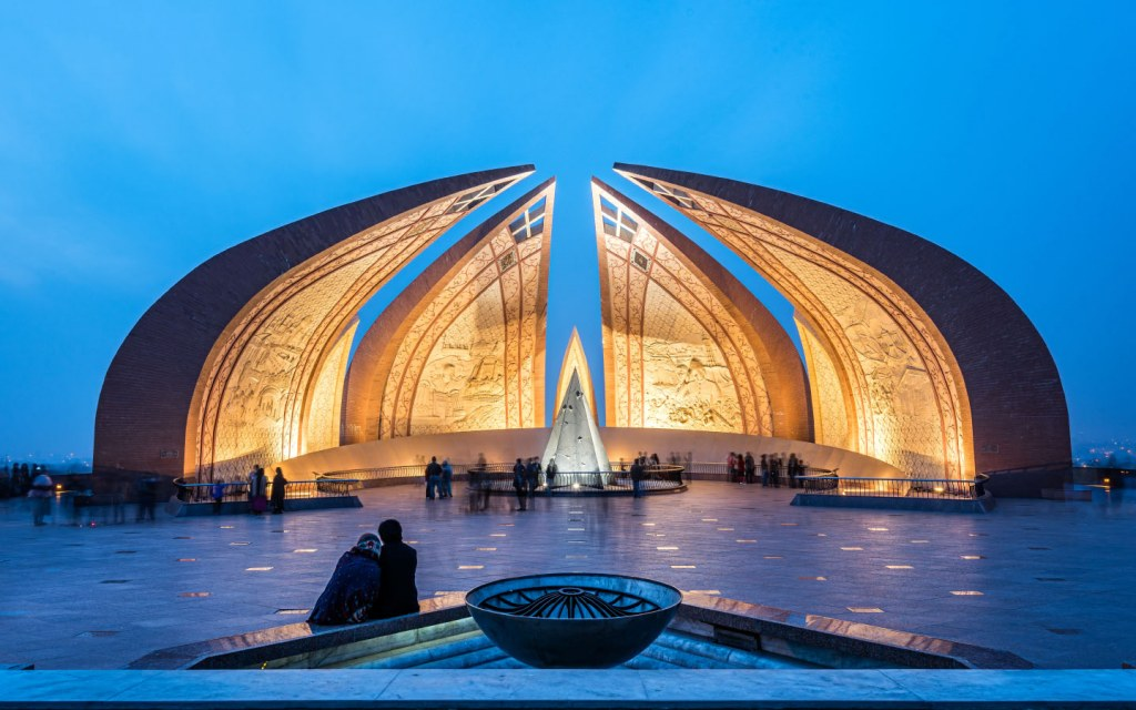 famous places to visit in Islamabad