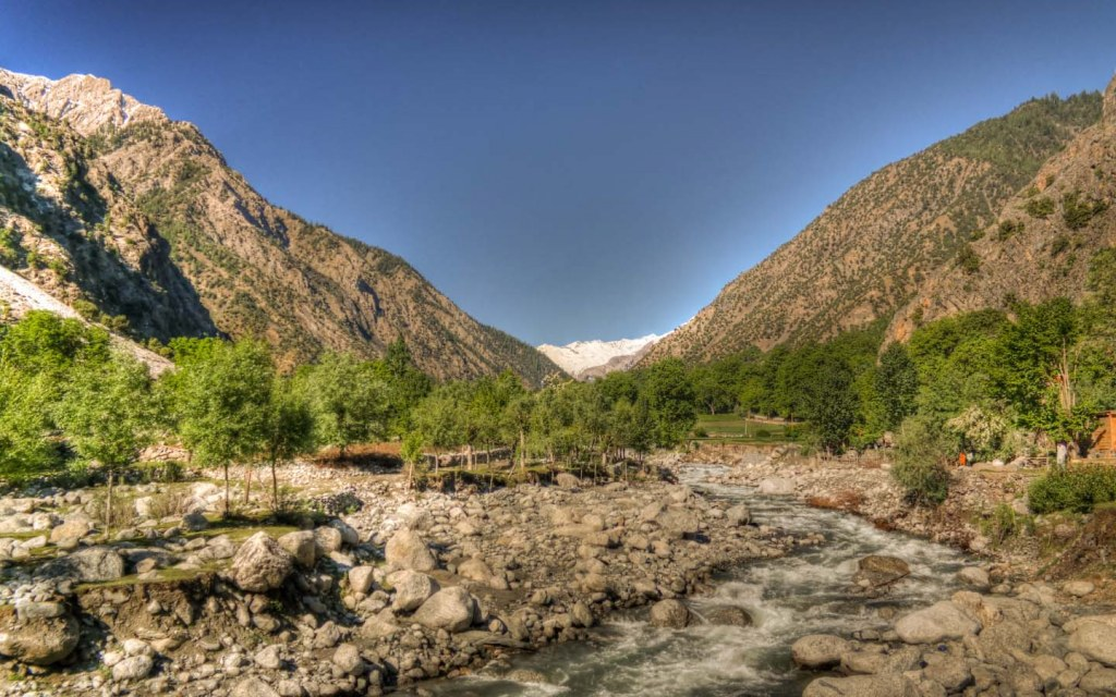 Kalash is a culturally rich city of Pakistan and a great tourist spot
