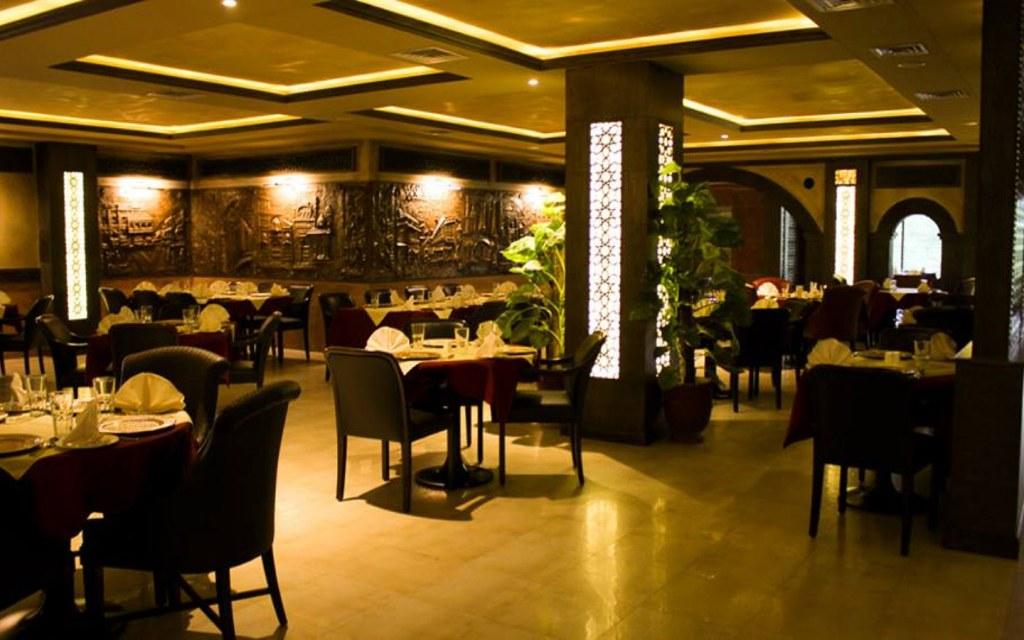 Bon Vivant Palais is a popular restaurant in Gulberg