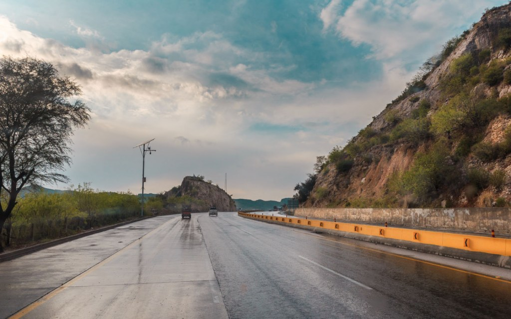 Embarking on a road journey with your kids
