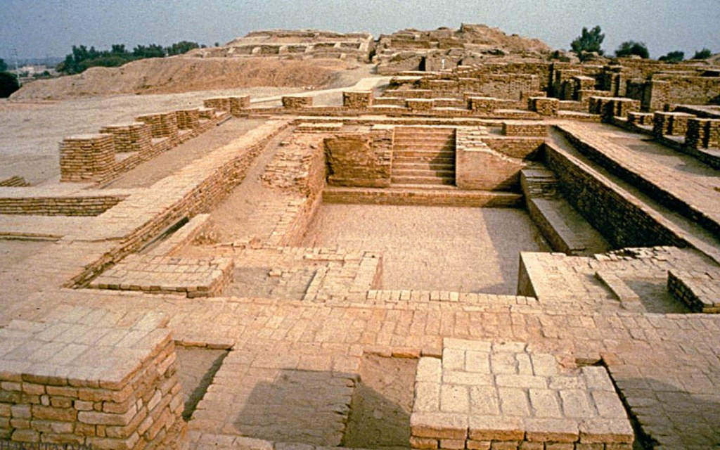 urban infrastructure of Harappa