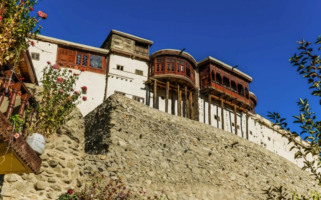 historic forts in Pakistan