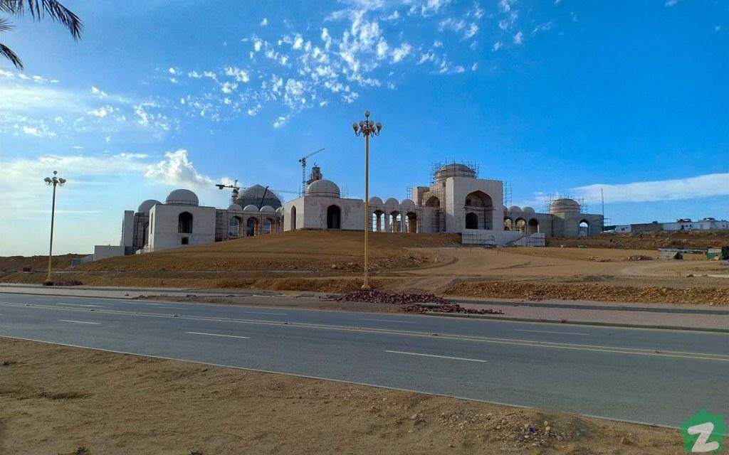 grand mosque bahria town