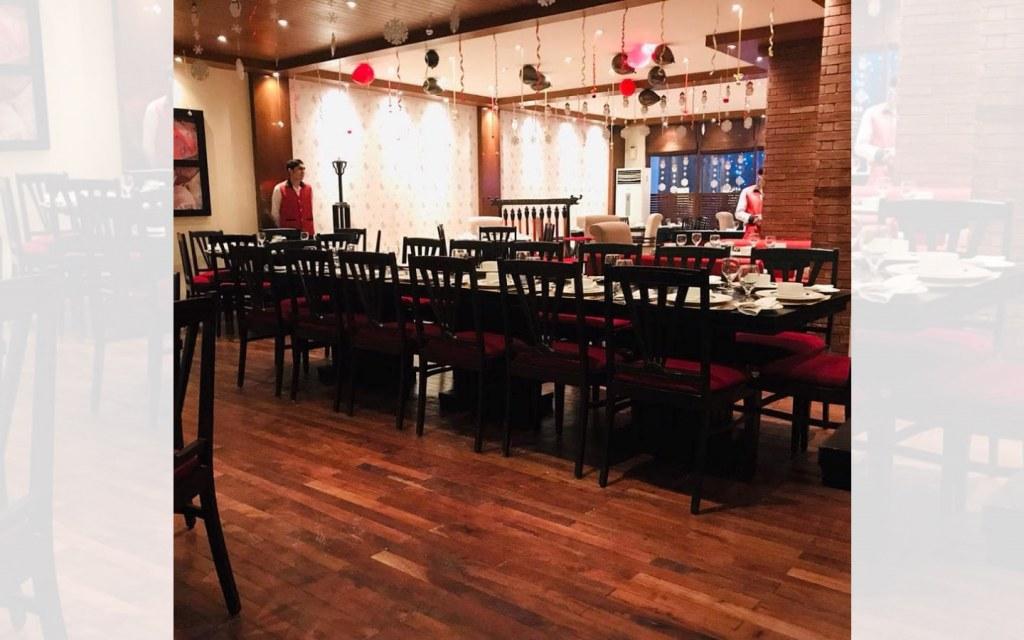Yum Chinese & Thai restaurant in Lahore