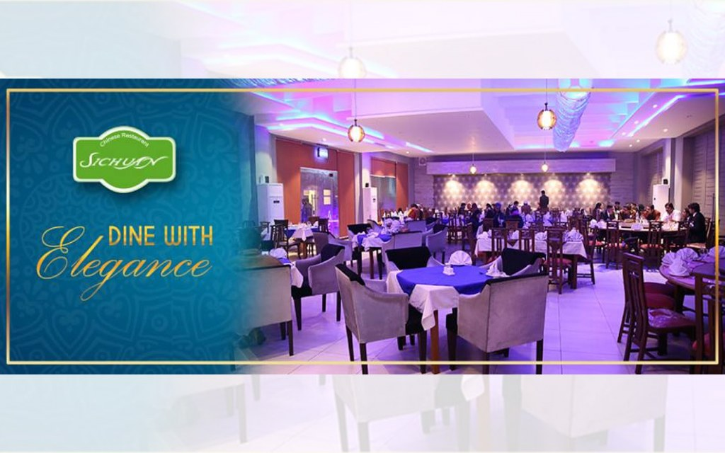 Sichuan is an authentic chinese restaurant in Gulberg