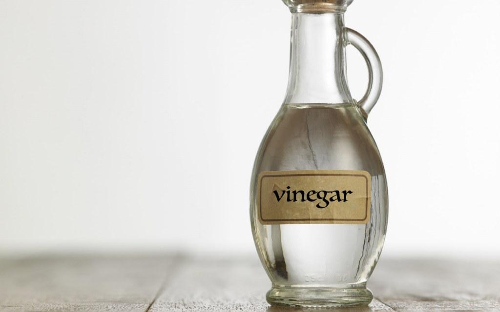 Jar of White Vinegar