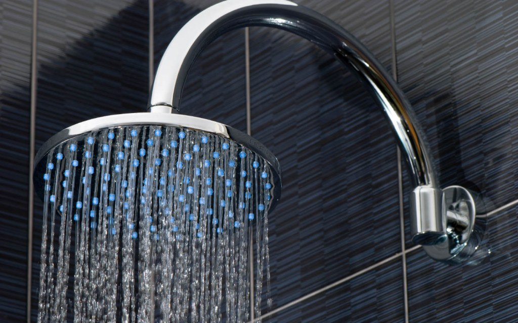 Changing shower head can change your overall daily experience