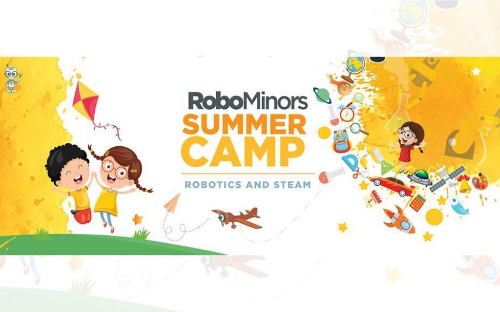 Robotics Summer Camp in Islamabad