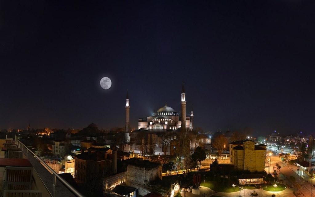 Celebrations of Ramadan in Turkey
