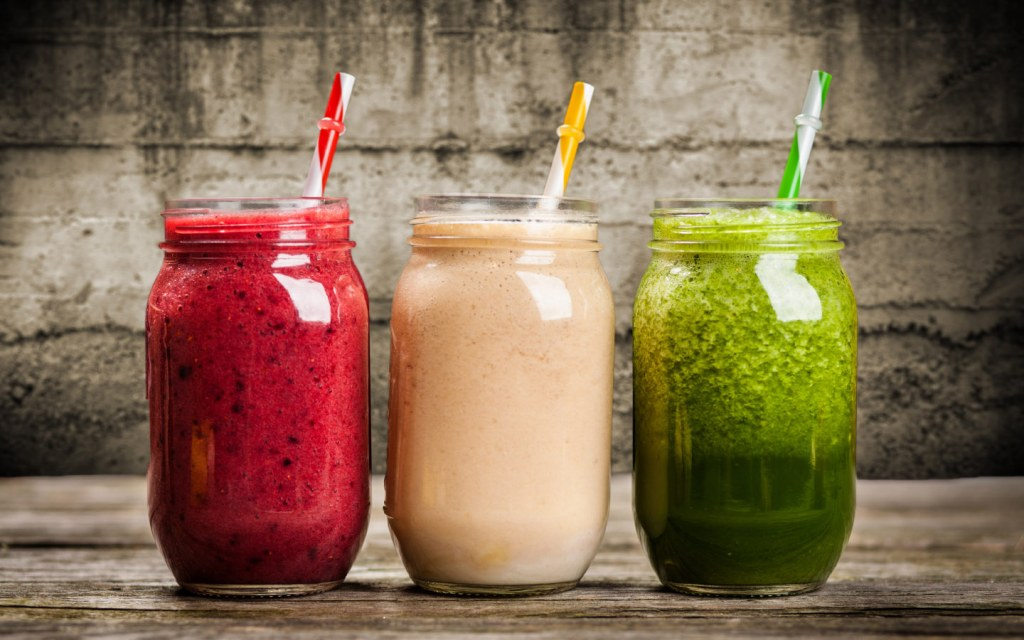 protein smoothies for good health