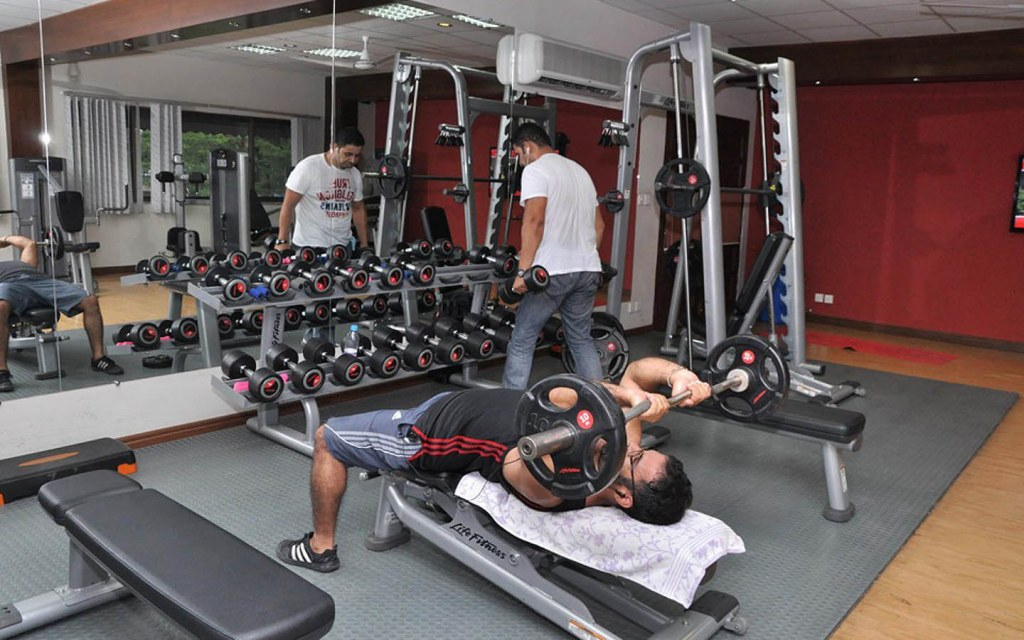 fitness facilities in lahore