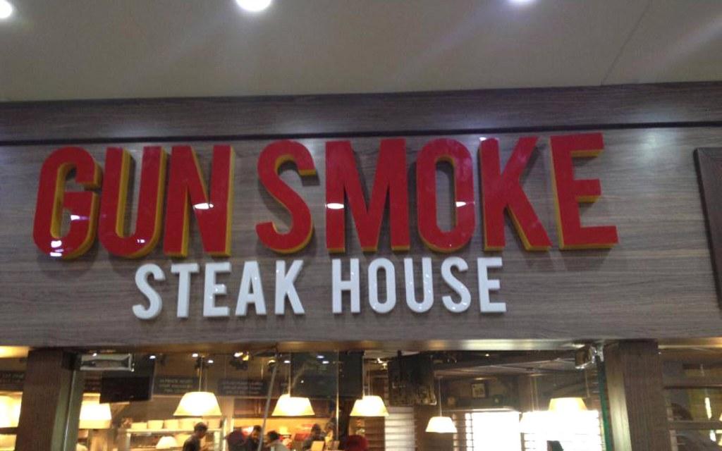 steaks at gun smoke