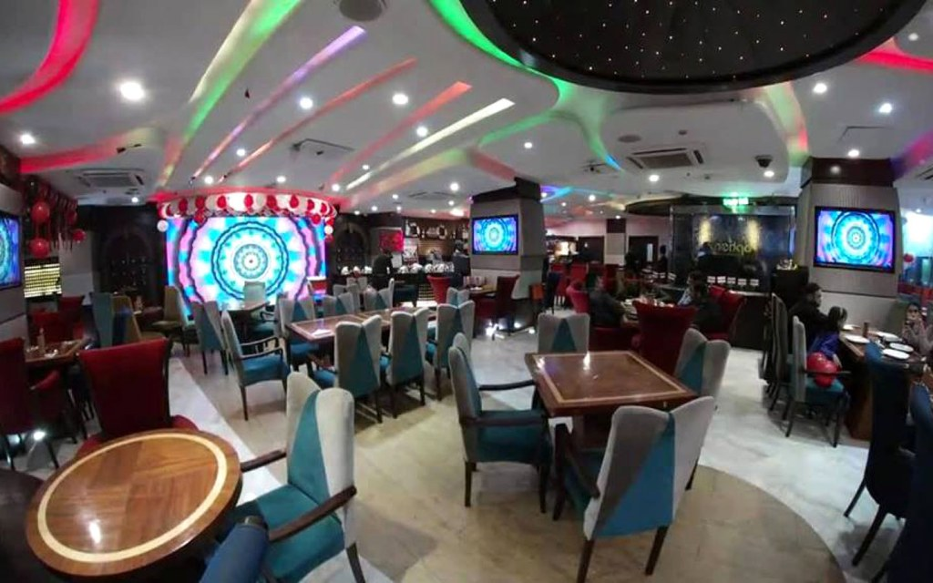 Options Restaurant has arranged world cup 2019 screening