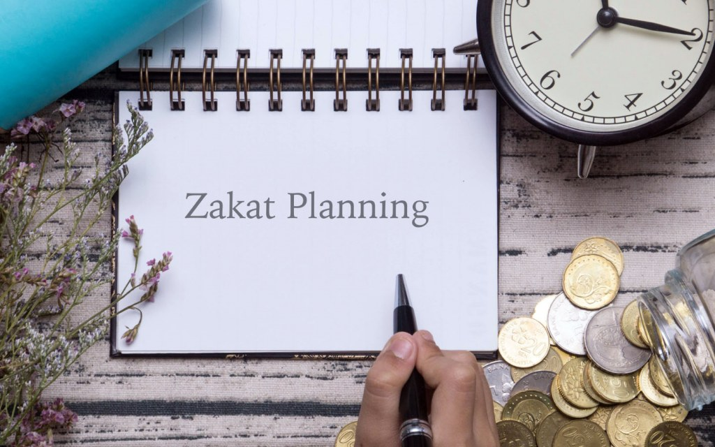 Planning to pay Zakat