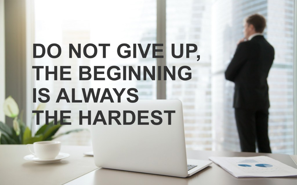 Do Not Give Up Quote