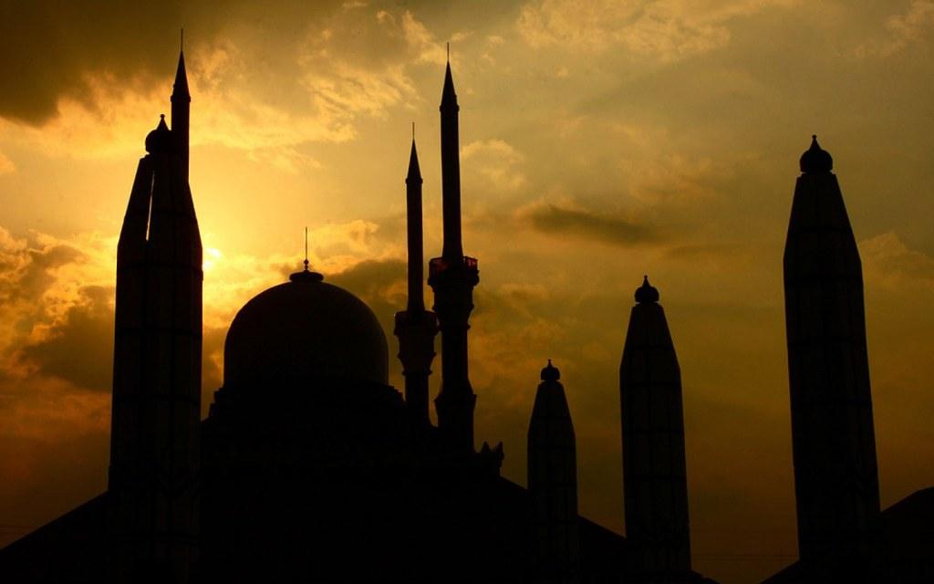 Ramadan celebration in Indonesia