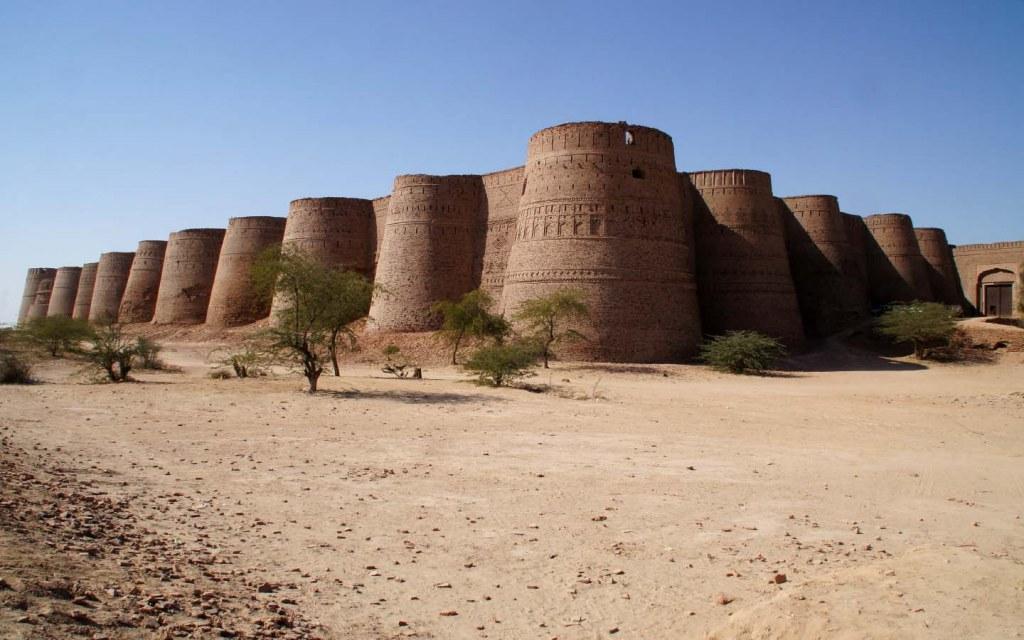 Derawar Fort in Pakistan