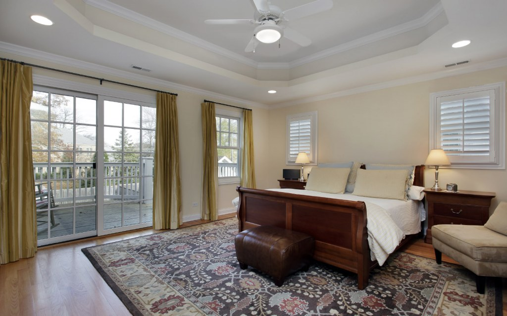 beautiful tray ceiling design