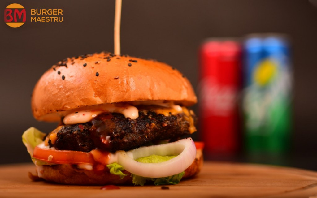 Burger Maestru is a popular burger joint in Lahore offering Cricket World Cup 2019 Screening