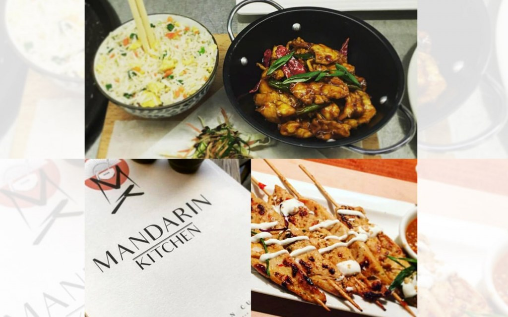 Mandarin Kitchen in lahore is famous for its flavors
