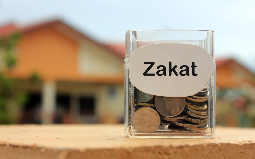 Money for Zakat