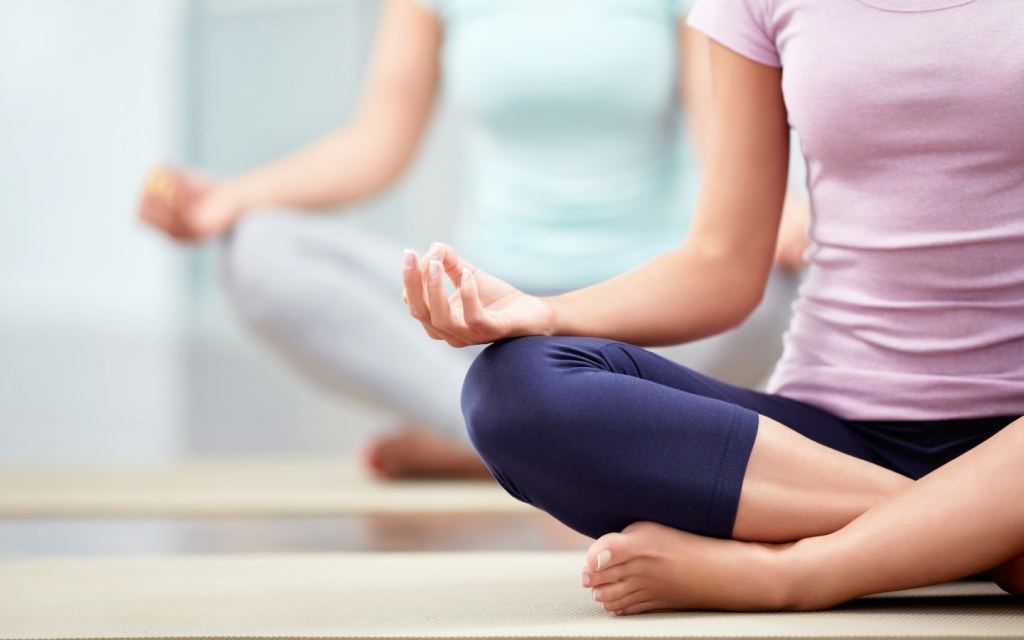 yoga classes in Lahore