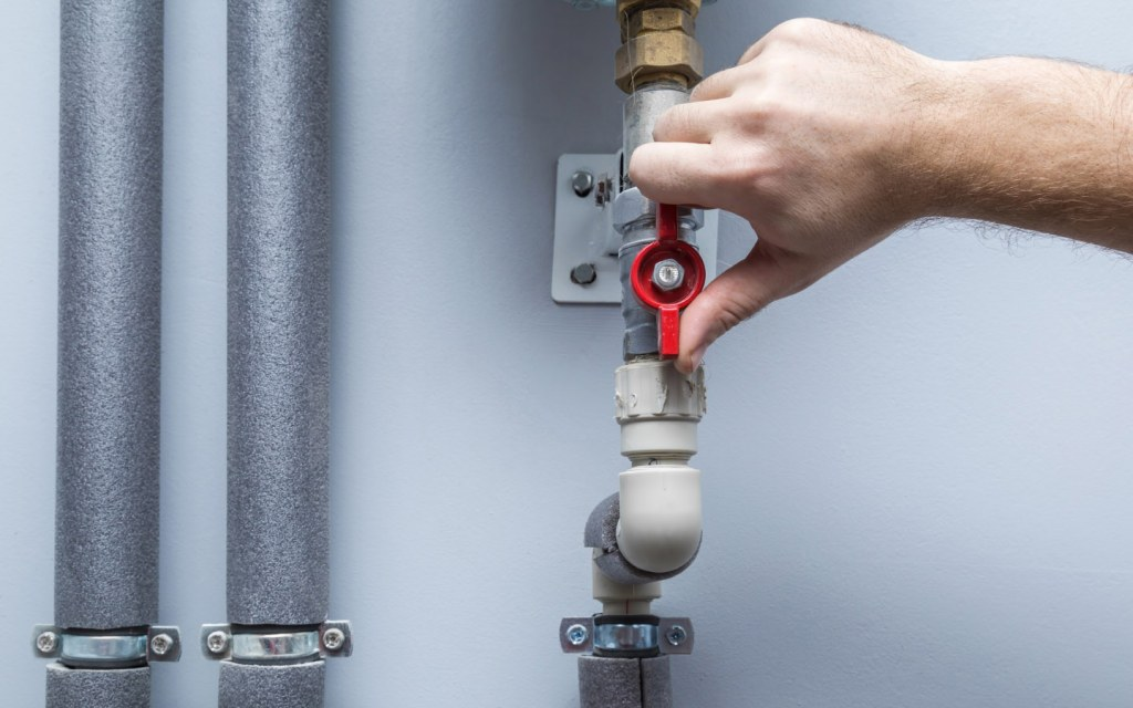 REDAP solves problems related to gas water connections