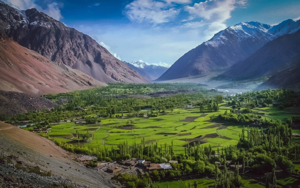 Chitral is one of the top tourist destination in the world