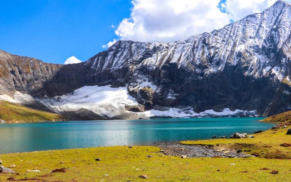 Picturesque views of Neelum Valley