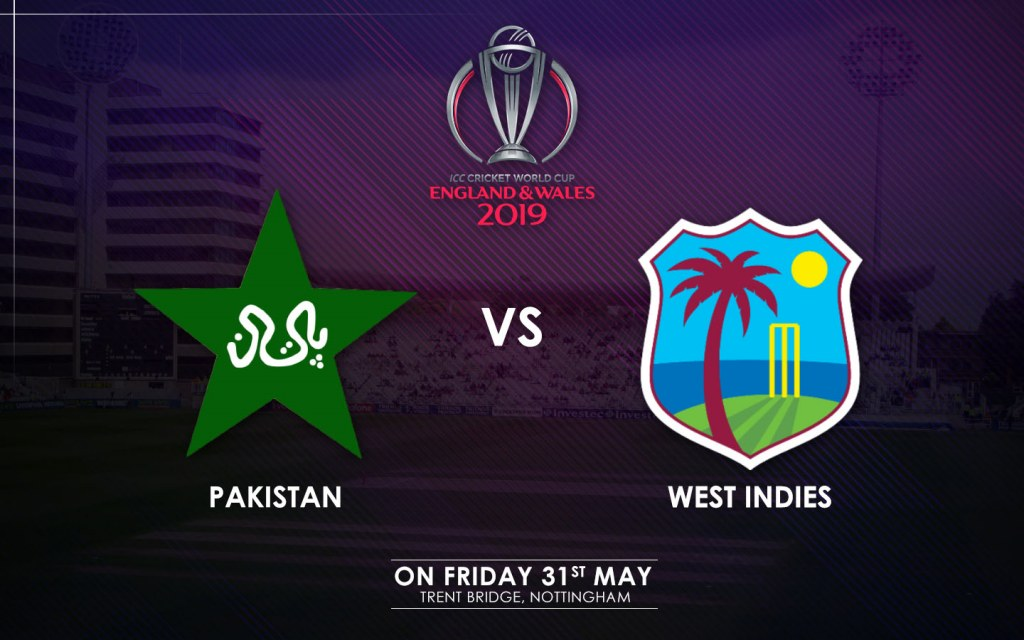 Pakistan vs. West Indies Match Schedule