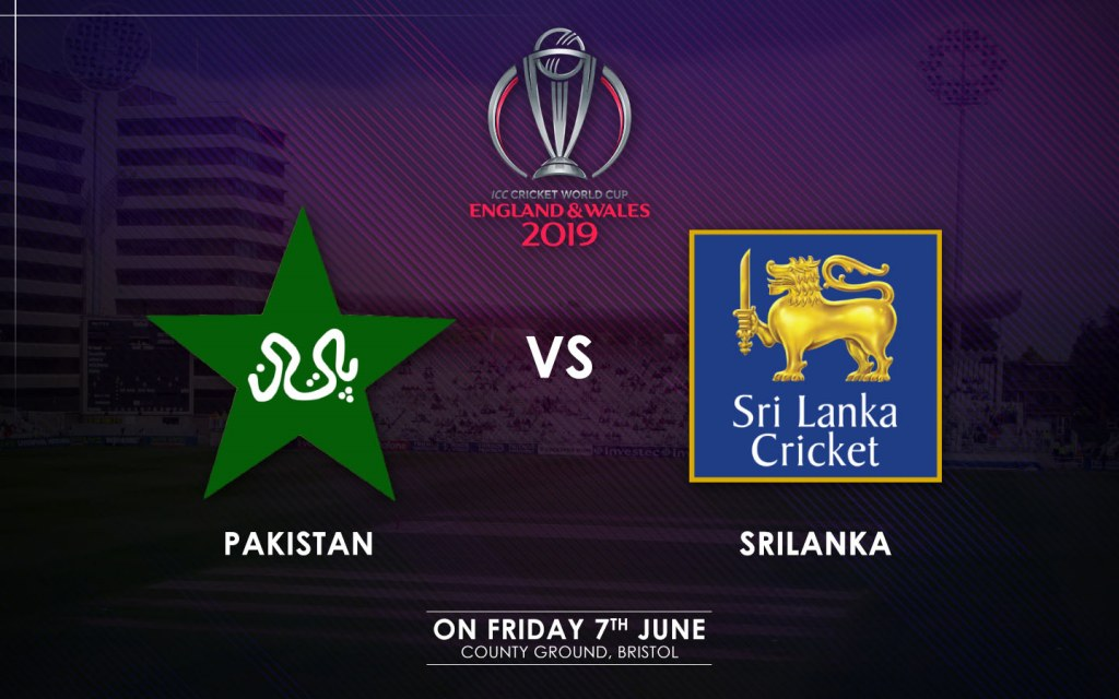 Pakistan vs. Sri Lanka Match Schedule