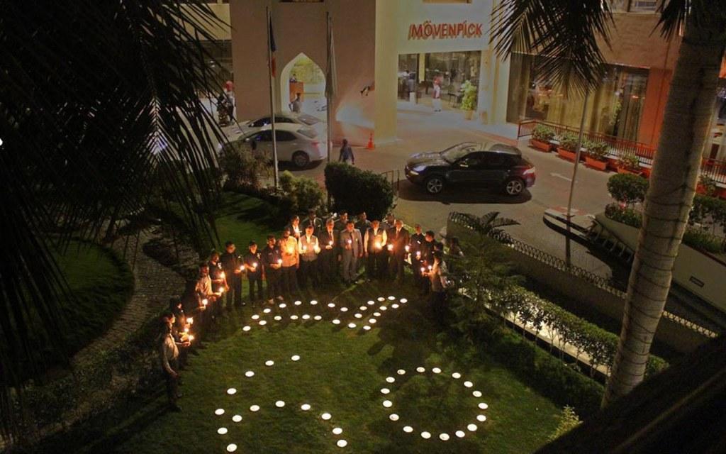 movenpick hotel is the best hotel in karachi