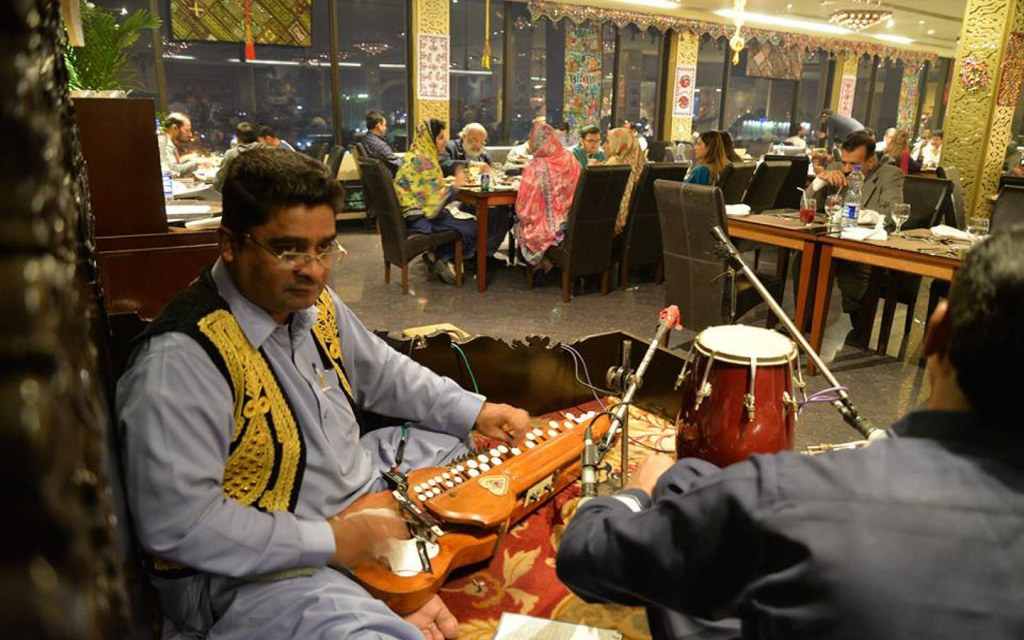 Chandni, Pearl Continental, is a popular Karachi hotel