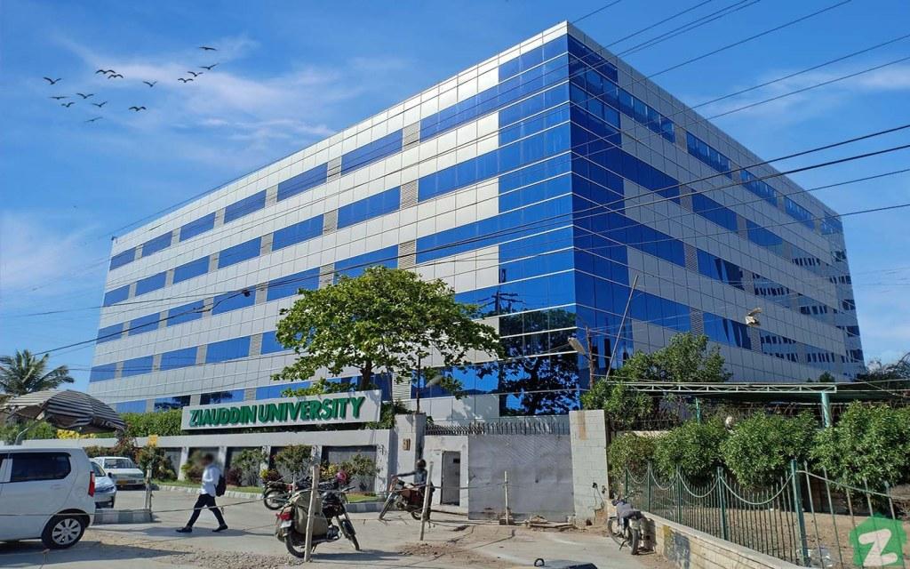 Ziauddin University in Karachi Pakistan
