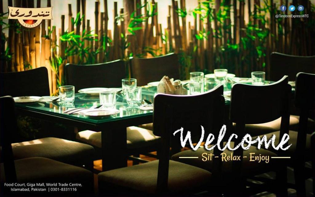 best desi restaurants in Islamabad