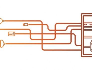 Electrical wiring plan at home