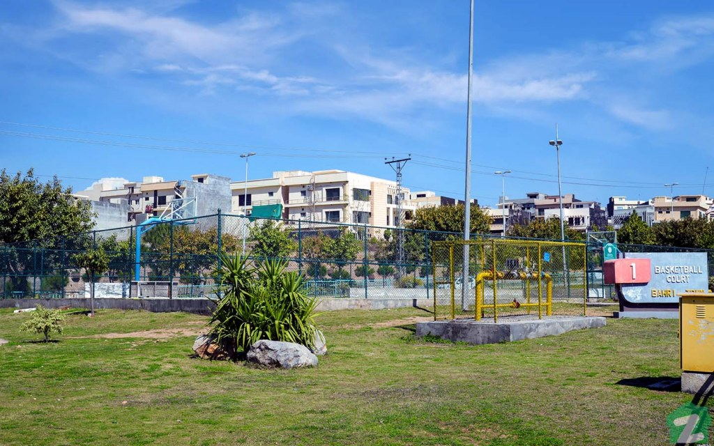 Basketball courts, parks and playgrounds offer plenty of recreational opportunities for kids