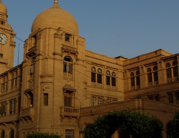 Government Offices in Karachi